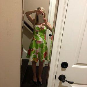 Miss Sixty Halter Dress Medium